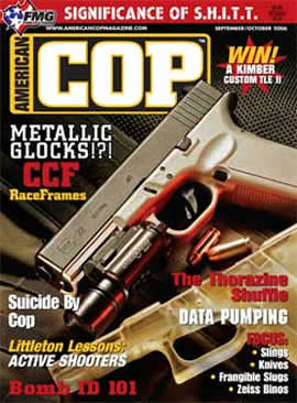 American Cop Mag Cover
